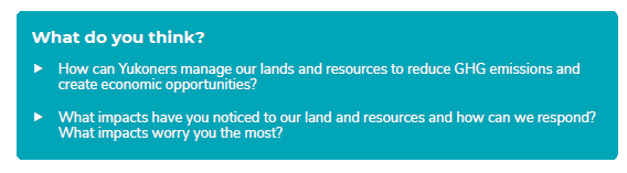 Land and Resources - What do you think.